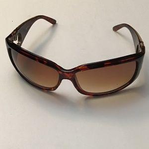 Coach brown sunglasses